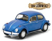Greenlight  - The Big Lebowski: Da Fino's Beetle Car - 1:43 Scale Die-Cast Model in Display Case